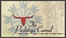 Peshtigo Corral Family Restaurant - Logo