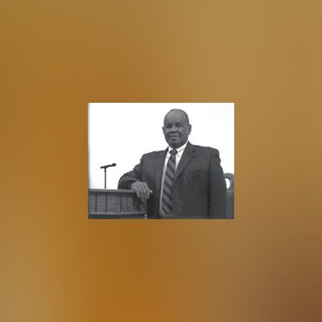 Pastor Curtis Wilson