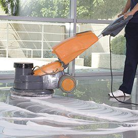 Commercial and industrial cleaning