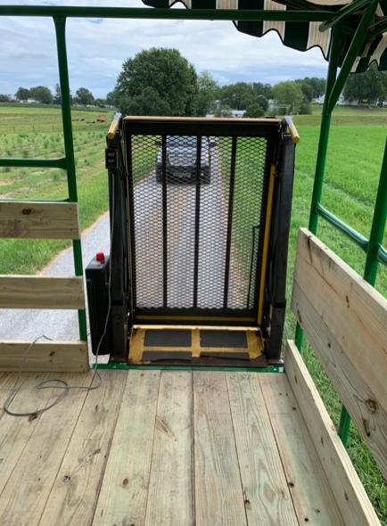 Hayride Wagons | Custom Hay Wagons | Gap, PA