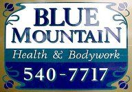 Blue Mountain Health & Bodywork logo
