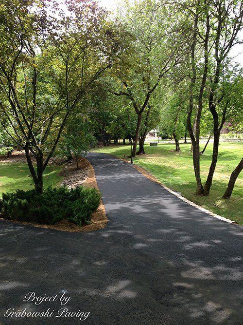 Asphalt paving needs