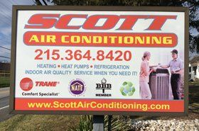 Scott Air Conditioning