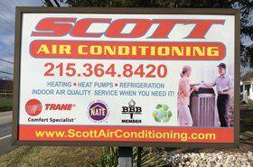 Scott Air Conditioning