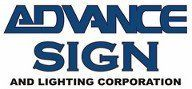 Advance Sign & Lighting - Logo