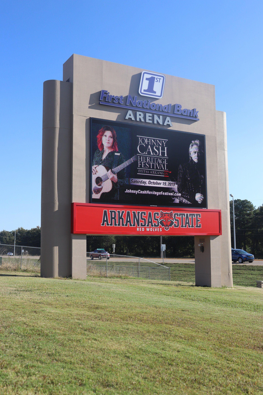 Business Signs High Rise Signage Jonesboro Ar