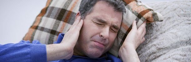 Tinnitus pain
