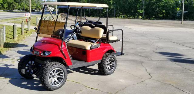 Gas Golf Cart | Electric Golf Cart | Brunswick, GA Types Electric Golf Carts on ezgo carts, electric push cart, electric 4 wheelers, electric deer cart, luxury carts,