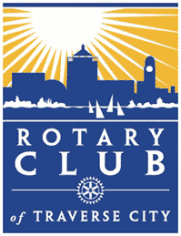 Rotary Club of Traverse City logo