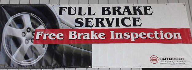 Free Brake Inspection Near Me >> Brake Replacement Repair Boston Avon Ma
