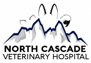 North Cascade Veterinary Hospital - Logo