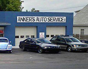 Anker's Auto Service