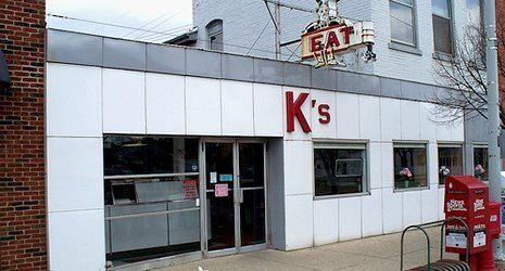 K S Hamburger Shop Restaurant Troy Oh