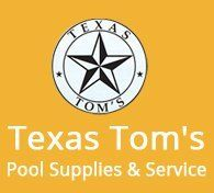 Texas Tom's Pool Supplies & Service - Logo