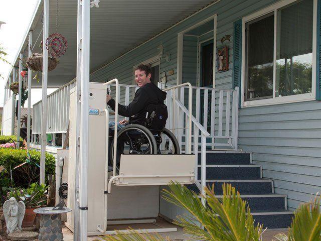 Platform Wheelchair Lifts Elevator Lifts Hendersonville