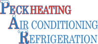 Peck Heating Air Conditioning Refrigeration LLC-Logo
