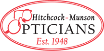 Hitchcock Munson Opticians - Logo