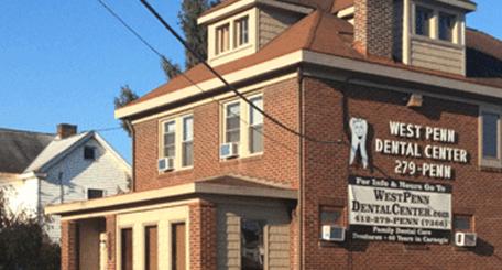 About West Penn Dental Center | Carnegie, PA Dentists