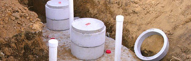 Septic tank and system service