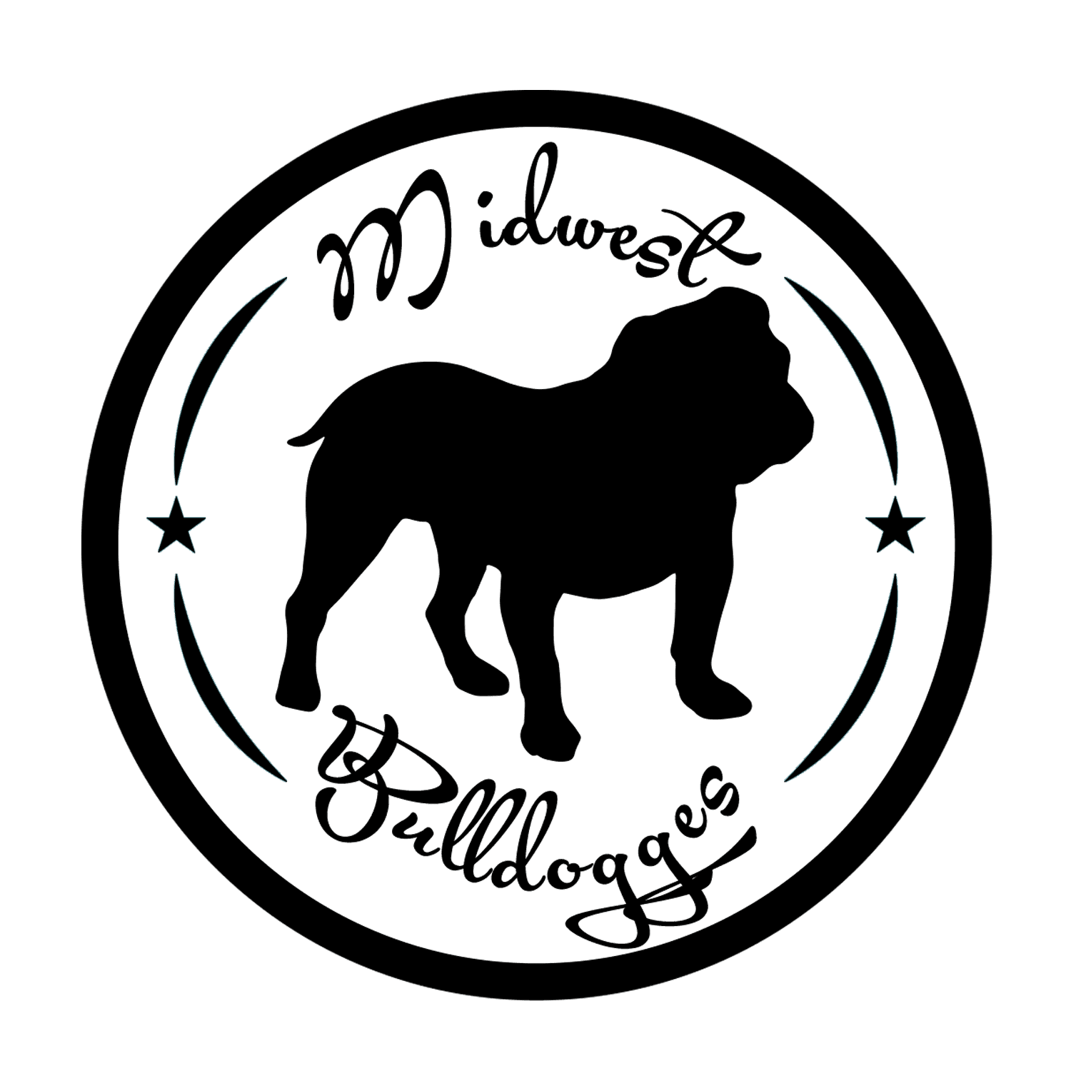 Midwest Bulldogges - Logo