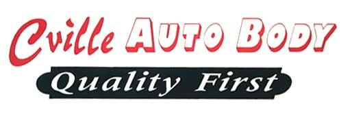 C'ville Auto Body logo