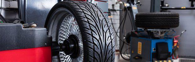 Tire balancing