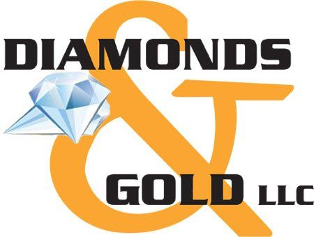 Diamonds & Gold LLC Logo