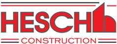 Hesch Construction - Logo