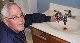 Faucet Fixing
