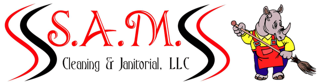 S.A.M. Cleaning & Janitorial LLC | Logo