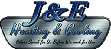 J&E Heating and Cooling LLC - Logo