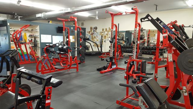 Quality Fitness Equipment