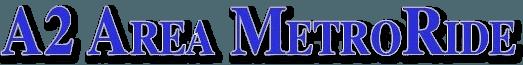 A2 Area MetroRide - logo