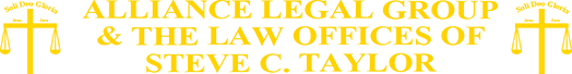 Alliance Legal Group, PLLC & The Law Offices Of Steve C Taylor logo