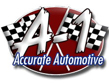 A-1 Accurate Automotive - Logo