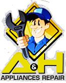 A&H Appliance Parts & Service - Logo