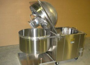 Stainless steel propane Kettle Corn Machine