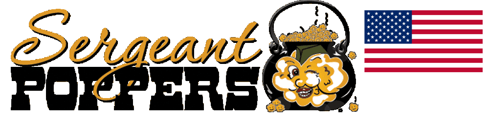 Sergeant Poppers logo