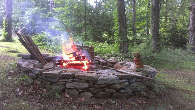 If you have any questions or would like to discuss your outdoor living  space, get in touch with us. - Outdoor Kitchens Fire Pits Killingworth, CT