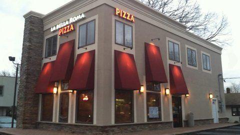 La bella roma pizzeria restaurant paramus nj for Ristorante elle roma