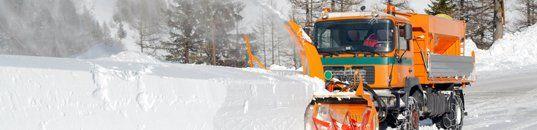 Snowplowing Work