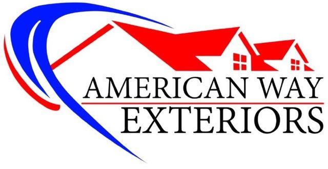 American Way Exteriors - Logo