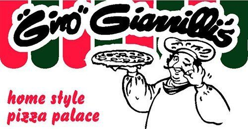 Gino Gianilli's Homestyle Pizza Palace - Logo
