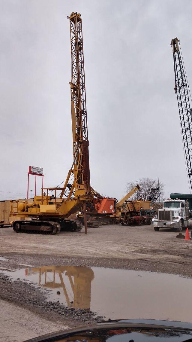 Caisson Drill Equipment | Caisson Drill Rigs | Toledo, OH