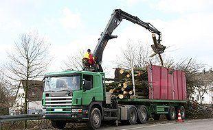 Truck work