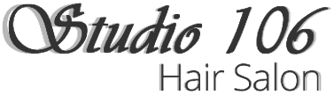 Studio 106 Hair Salon - Logo