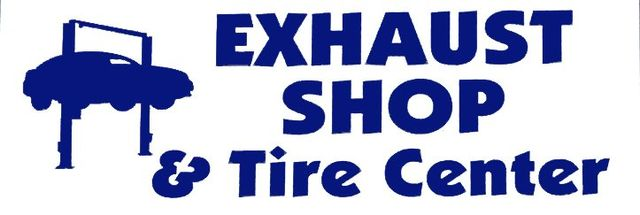 Exhaust Shop & Tire Center  logo