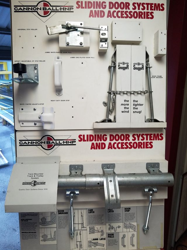 Sliding Doors Cannonball Brand Cookeville Tn