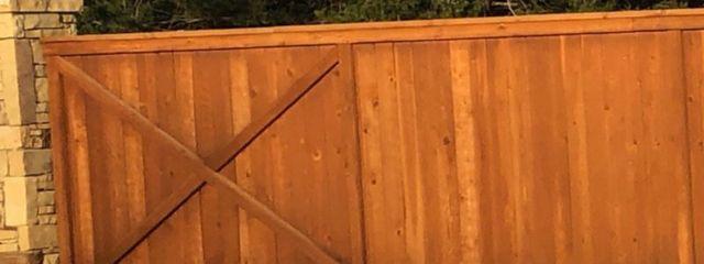 Seikel Fence