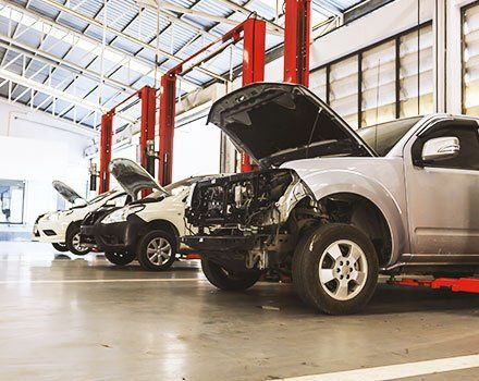 Glen's Express Collision | Auto Body Repairs | Beaumont, TX